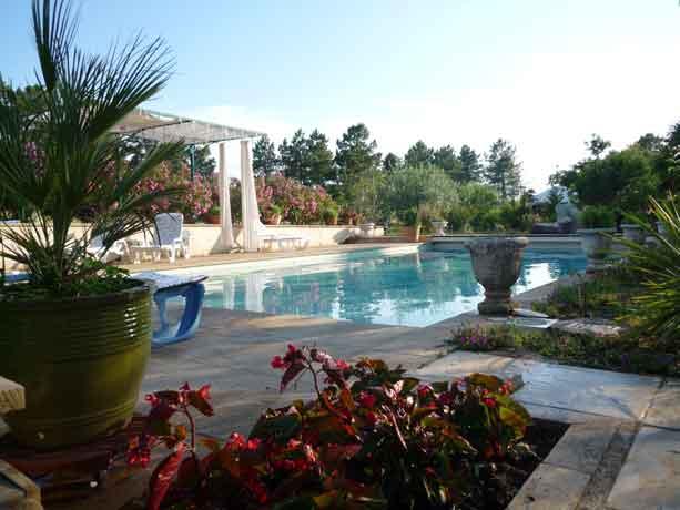 Contact for Ardeche gites piscine