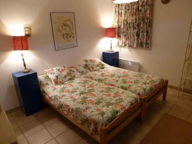 Chambre d 39 h te blanche for Ardeche chambre hote